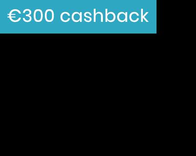 300 cashback