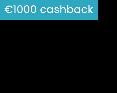 1000 cashback
