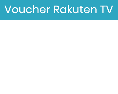 Vouchers Rakuten TV