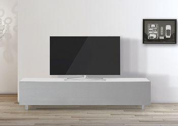 Aldenkamp Glazen Tv Meubel.Just Racks Jrl1651s Sng Tv Meubelen Plattetv Uw Specialist