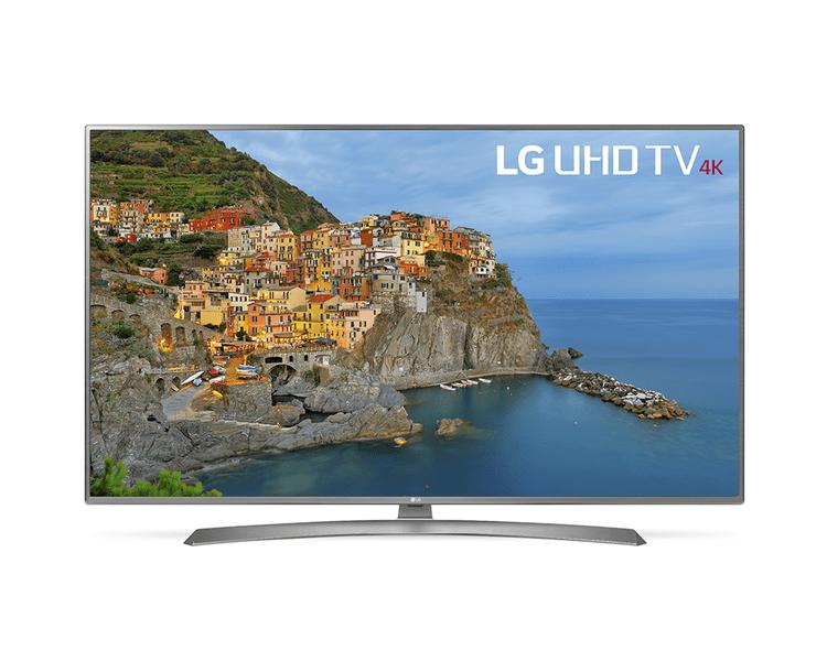 Lg 43uj670v 4k Uhd Tv Plattetv Uw Specialist In Televisie Audio