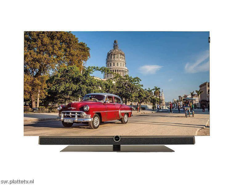 loewe bild cappuccino smart tv plattetv uw. Black Bedroom Furniture Sets. Home Design Ideas