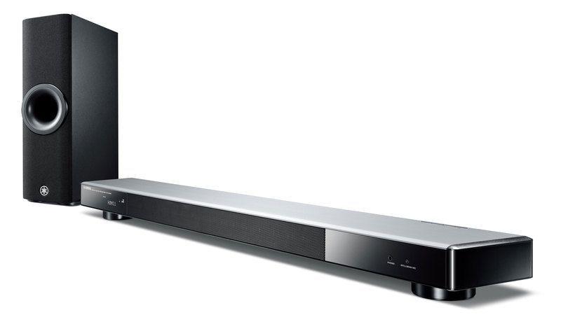 yamaha ysp 2500 zilver uitlopende modellen plattetv. Black Bedroom Furniture Sets. Home Design Ideas