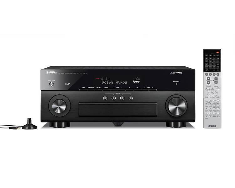 yamaha rx a870 zwart receivers plattetv uw. Black Bedroom Furniture Sets. Home Design Ideas