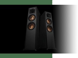 Klipsch R-620F - IMG Woofers