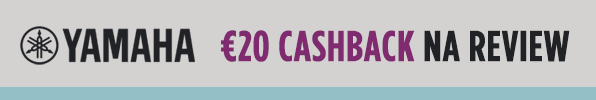 Yamaha €20 cashback na review