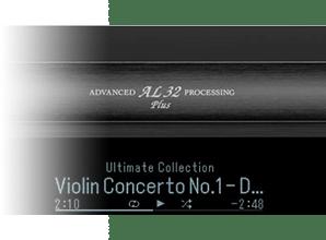 Denon DNP-800NE - Advanced AL32 Processing Plus