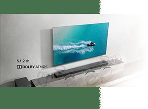 LG-SK9Y - Dolby Atmos