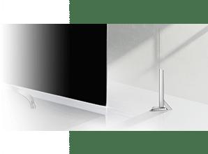 LG OLED B7 - Design