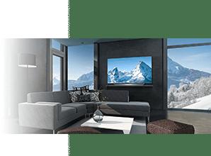 LG OLED77C8P - Design