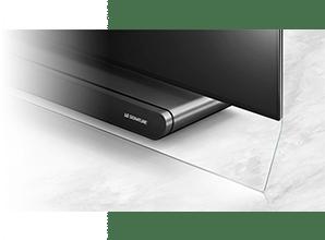 LG OLED65G8P - Design