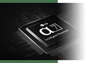 LG SK8000 - Alpha 7 Processor