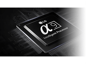 OLED W8 - A9-processor