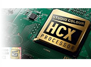 Panasonic TX-40GXW804 - HCX Processor