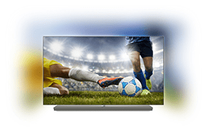 Philips Cashback - Ambilight TV