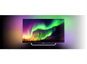 Philips OLED873 - Ambilight