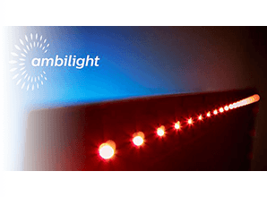 Philips OLED804 - Ambilight