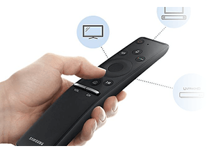 Samsung HW-MS670 - Slechts 1 Afstandsbediening