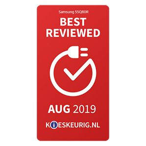 Samsung 55Q80R - Best Reviewed Kieskeurig