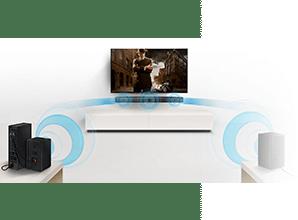 Samsung HW-MS670 - Surround Sound