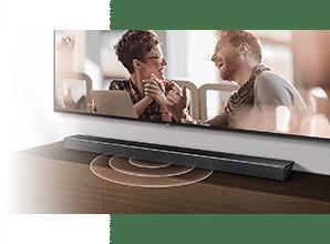Samsung HW-R650 - Middenkanaal