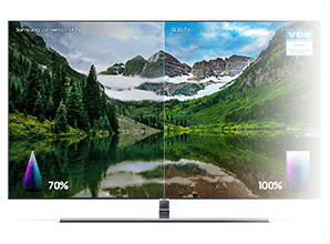Samsung Q7F - HDR1500