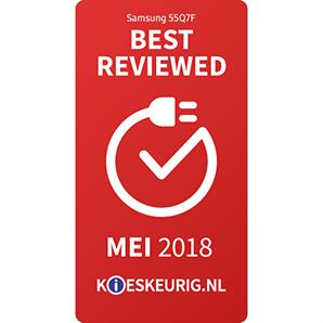 Samsung 55Q7F - Best Reviewed
