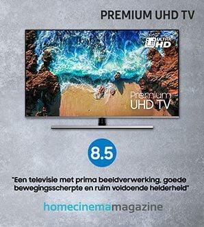 Samsung Premium TV - NU8000