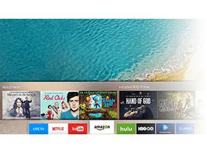 Samsung NU8500 - Smart TV