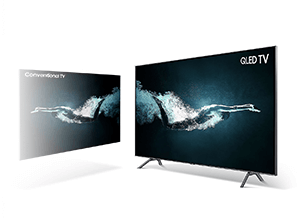 Samsung Q8D - Direct Full Array