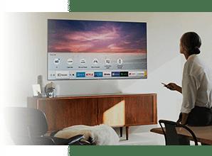 Samsung QLED - Smart TV