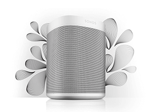 Sonos One - Vochtbestendig