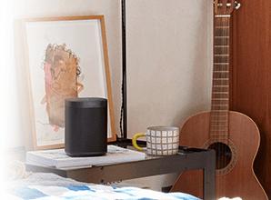 Sonos One - Intens geluid