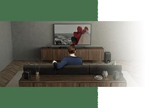 Sony HTZF9 - High Resolution Audio