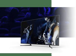 Sony ZG9 - Geluid