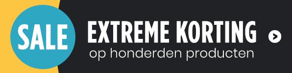 Sale - Extreme korting!