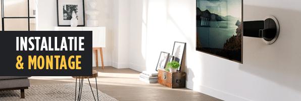 TV installatie en montage