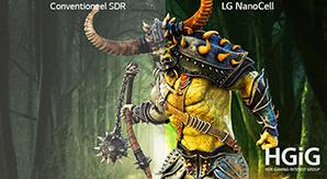 LG NANO866 - Gamemode