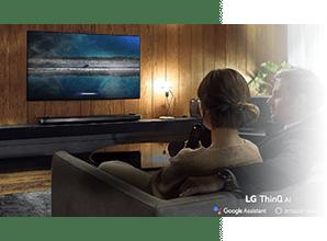 LG OLED W9 - ThinQ AI