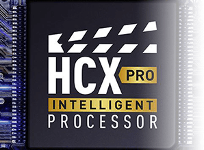 Panasonic TX-55GZW954 - HCX processor