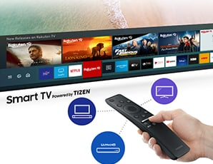 Samsung TU8000 - Smart TV