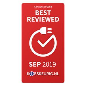 Samsung 55Q85R - Best Reviewed Kieskeurig