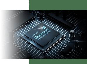 Samsung Q950R - Processor 8K