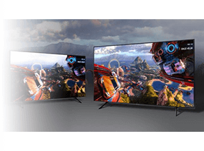 Samsung Q60R - Game Enhancer