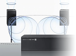 Samsung HW-Q90R - Draadloze speakers