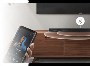 Samsung HW-R650 - Bluetooth