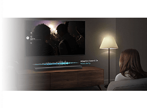 Samsung HW-Q90R - AdaptiveSound