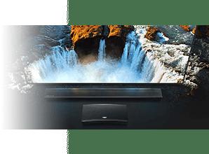 Samsung HW-Q80R - Krachtig geluid