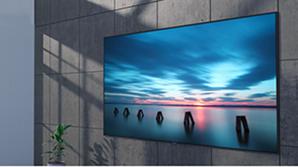 Samsung 8K Q950T - Geen reflectie