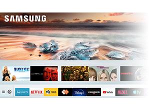Samsung Q950R - Smart Hub